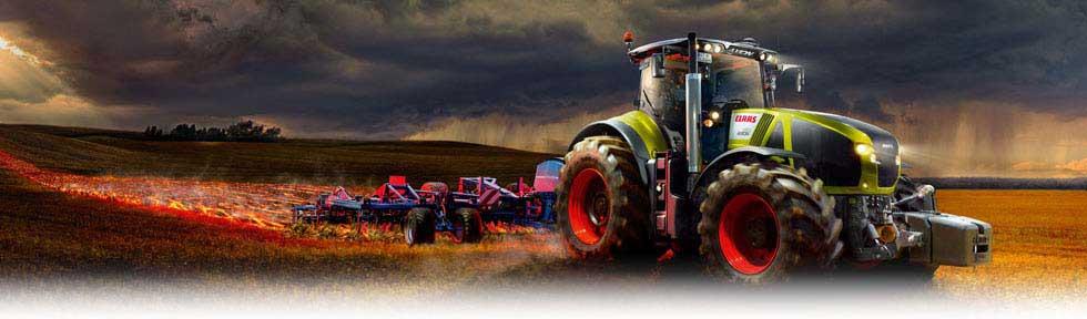 maszyny rolnicze nowe i używane